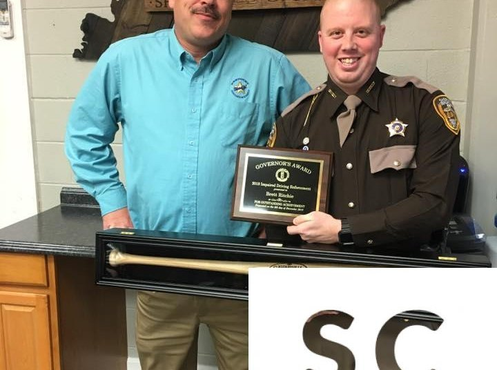 Greenup County Deputy Honored For DUI Enforcement U2013 Scioto