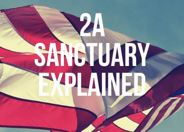 2nd Amendment Sanctuary What, How, and Why