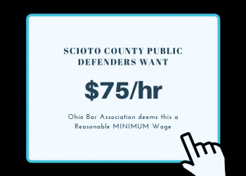 Public defenders want more money