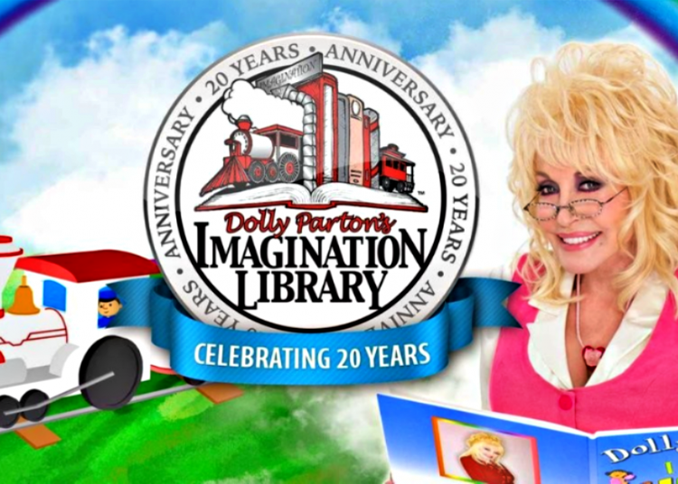 Lawrence County joins Dolly Parton free book program