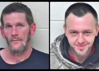 Suspect grins after catalytic converter bust