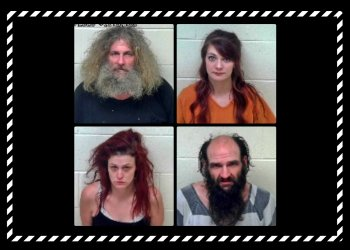 Busted! 40 New Arrests in Portsmouth, Ohio - 03/15/20 Scioto County Mugshots