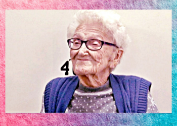 Woman Arrested on 100th Birthday