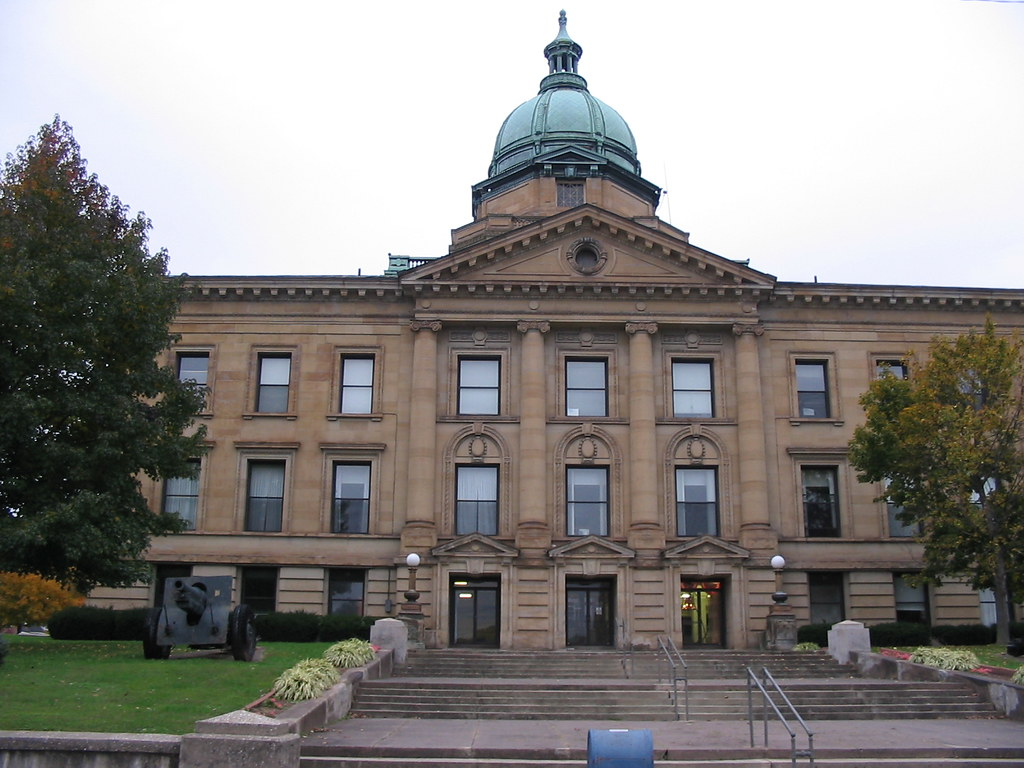 Lawrence Courthouse