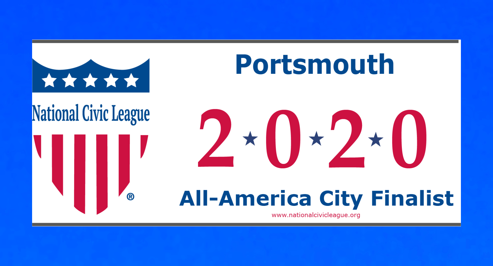 Portsmouth All-American City