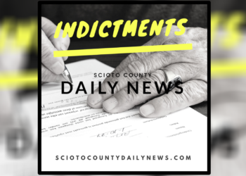 Scioto County Grand Jury Indictments