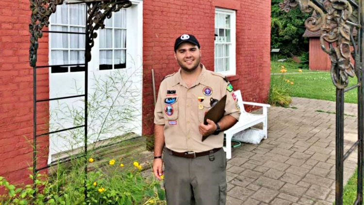 1810 House: Scioto County Teen Preserves Local History