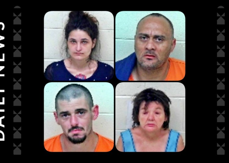 Busted! 34 New Arrests in Portsmouth, Ohio - 07/05/20 Scioto County Mugshots
