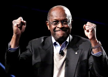 Herman Cain Hospitalized with COVID