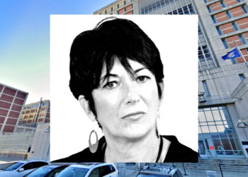 Ghislaine Maxwell: Moving