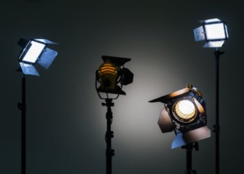 5 Advantages of LED Lights for Photography