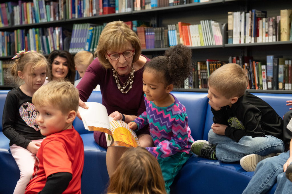 Mrs. DeWine visits Lawrence County