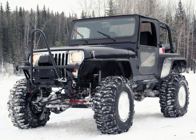 5 Mods To Prepare Your Jeep for Winter
