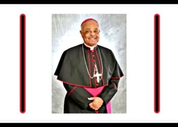 First African American Cardinal