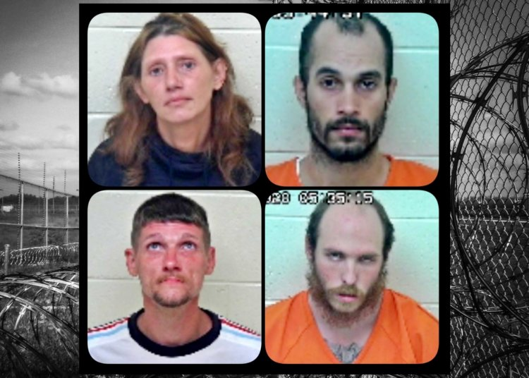 Busted! 17 New Arrests in Portsmouth, Ohio - 11/19/20 Scioto County Mugshots