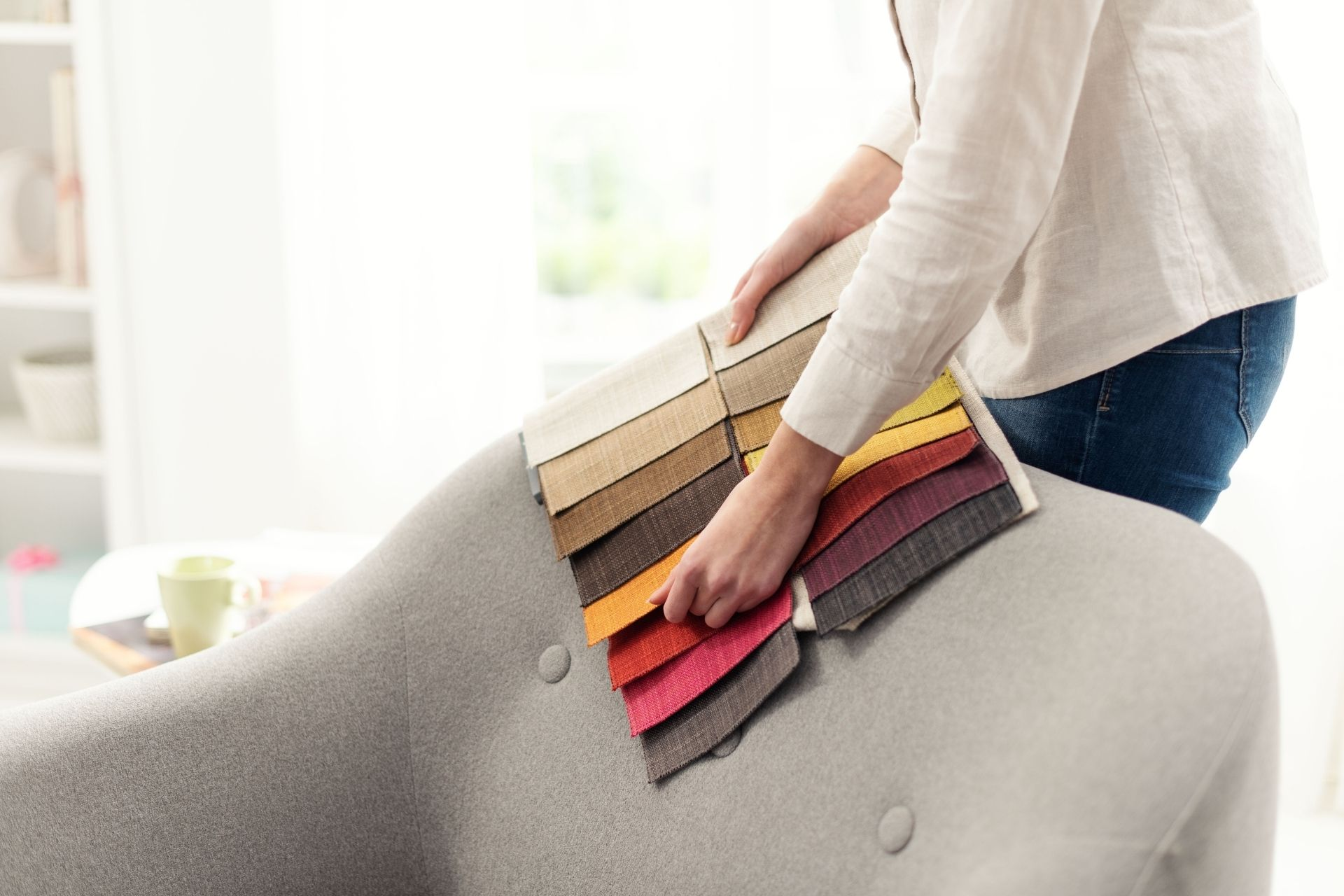 How To Choose the Best Upholstery for Your Furniture