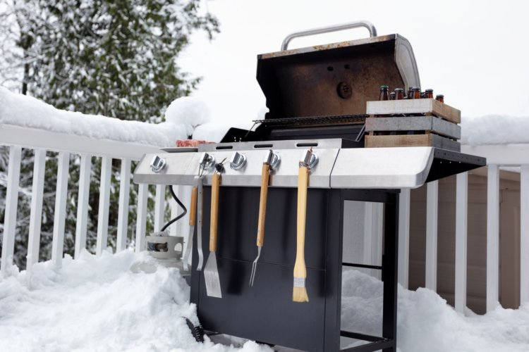 Tips for Grilling During the Winter