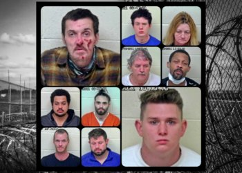 Busted! 16 New Arrests in Portsmouth, Ohio - 01/07/21 Scioto County Mugshots