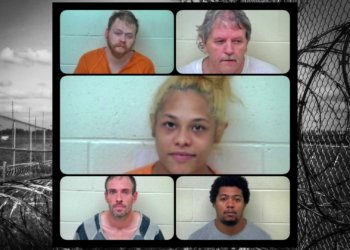 Busted! 5 New Arrests in Portsmouth, Ohio - 01/10/21 Scioto County Mugshots