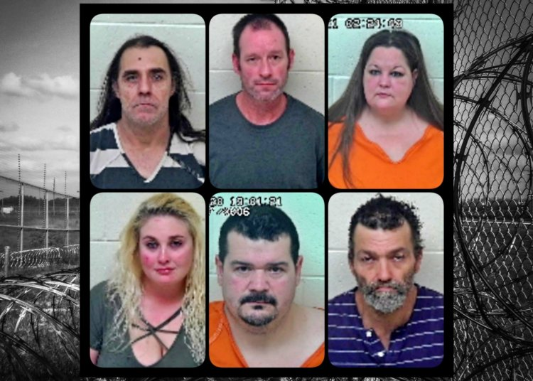 Busted! 6 New Arrests in Portsmouth, Ohio - 01/03/21 Scioto County Mugshots