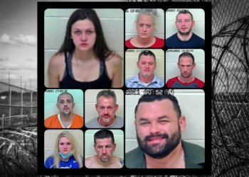 Busted! 17 New Arrests in Portsmouth, Ohio - 02/07/21 Scioto County Mugshots