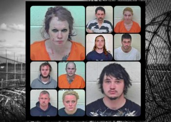 Busted! 12 New Arrests in Portsmouth, Ohio - 02/14/21 Scioto County Mugshots