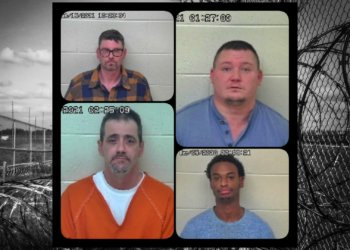 Busted! 4 New Arrests in Portsmouth, Ohio - 02/18/21 Scioto County Mugshots