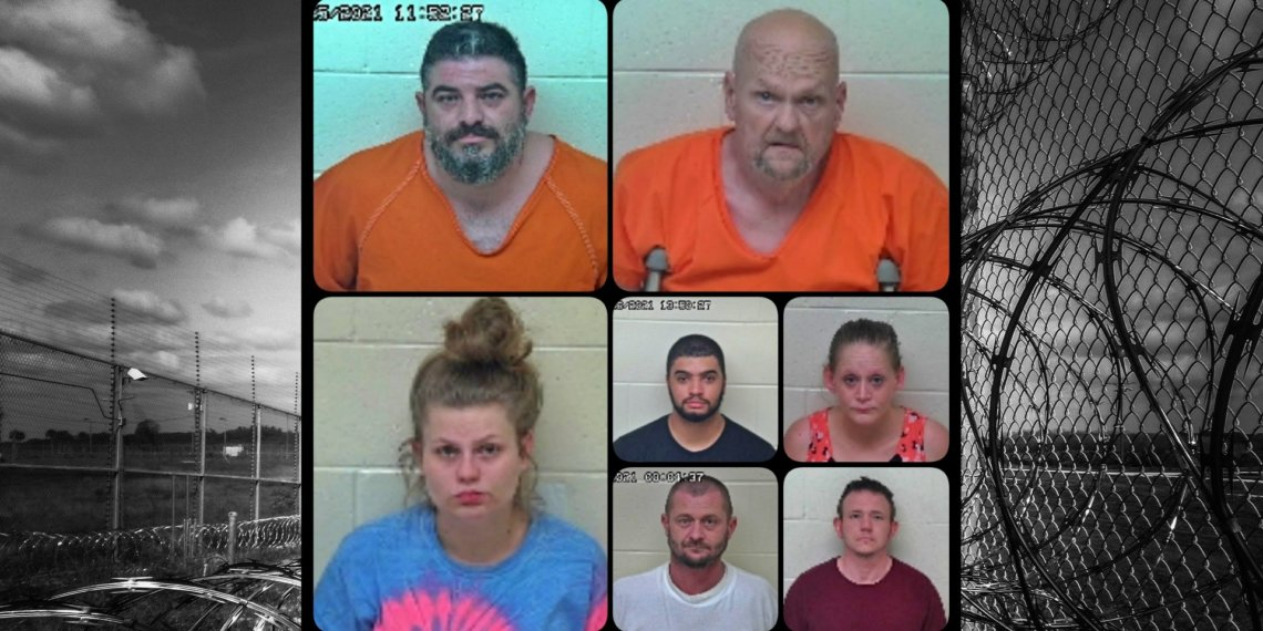 Busted! 18 New Arrests in Portsmouth, Ohio - 02/28/21 Scioto County Mugshots