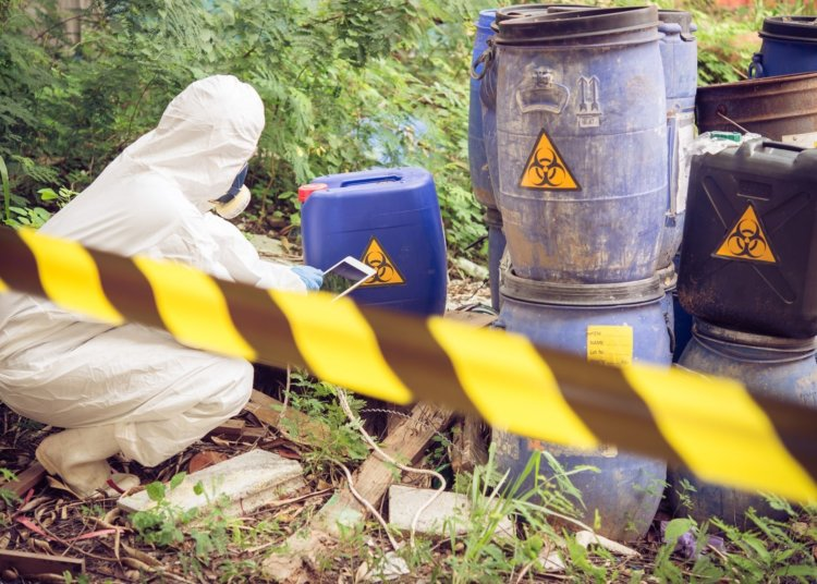 Health Symptoms From Hazardous Waste Exposure