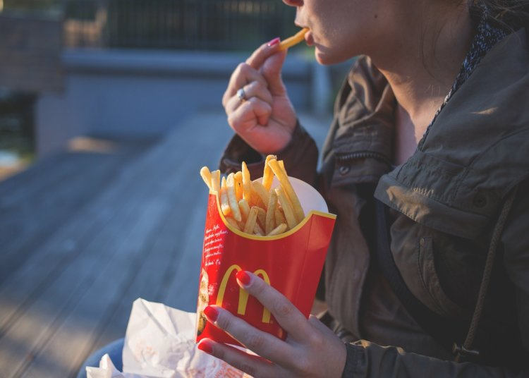 Portsmouth Police Called to a Fight Over French Fries