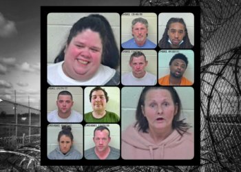 Busted! 19 New Arrests in Portsmouth, Ohio - 03/07/21 Scioto County Mugshots