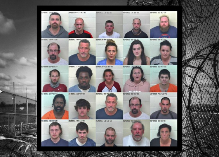 Busted! 48 New Arrests in Portsmouth, Ohio - 03/04/21 Scioto County Mugshots