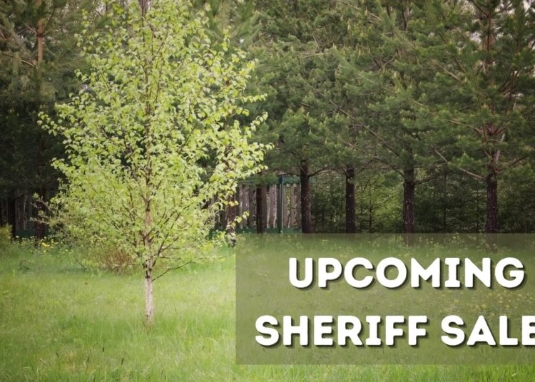 Scioto County Sheriff Sales Schedule