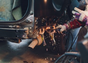 Why MIG Welding Is Useful for Car Restorations