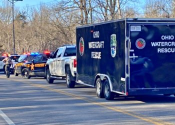 Ross County, Ohio: Search and Rescue Underway in Paint Creek