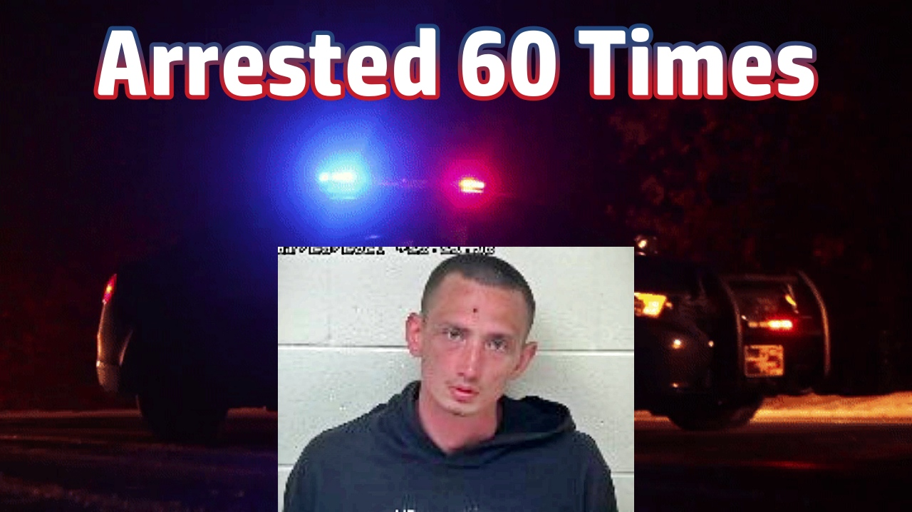 Portsmouth Man Arrested For 60th Time - Scioto County ...