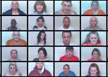 Busted! 31 New Arrests in Portsmouth, Ohio - 04/25/21 Scioto County Mugshots