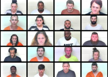 Busted! 21 New Arrests in Portsmouth, Ohio - 04/29/21 Scioto County Mugshots