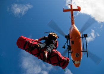 Why Helicopters Are Used in Rescue Operations
