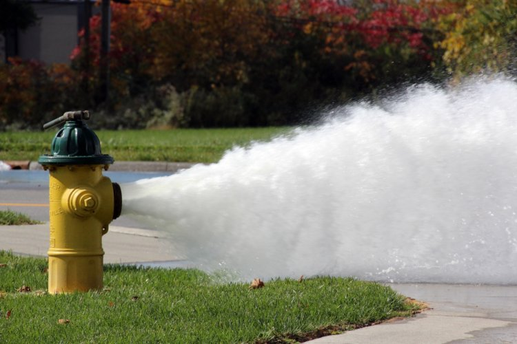 Portsmouth Fire Hydrant Flushing Schedule
