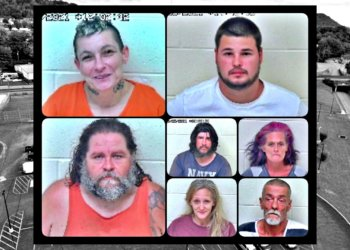 Busted! 33 New Arrests in Portsmouth, Ohio - 05/27/21 Scioto County Mugshots