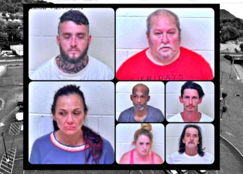 Busted! 27 New Arrests in Portsmouth, Ohio - 05/30/21 Scioto County Mugshots