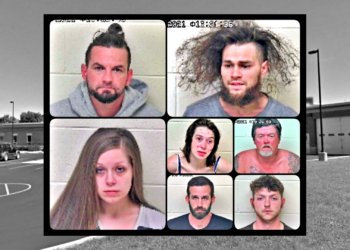 Portsmouth Scioto mugshots arrests