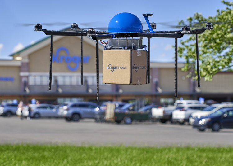 Centerville, Ohio: Ground Zero for Kroger Drone Test Program