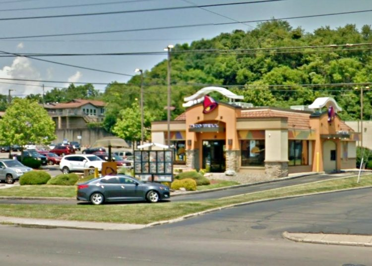 Trouble at the Taco Bell in Portsmouth