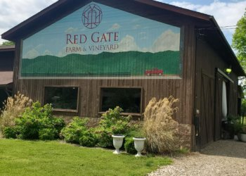 Home for the Weekend: Red Gate Farm and Vineyard