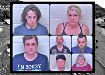 Busted! 39 New Arrests in Portsmouth, Ohio - 06/10/21 Scioto County Mugshots