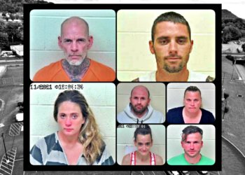 Busted! 22 New Arrests in Portsmouth, Ohio - 06/14/21 Scioto County Mugshots